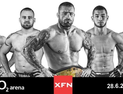 XFN 11 – Praha, 02 Arena, 28.6.2018