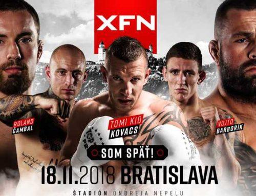 XFN 14 – Bratislava, Zimný štadión Ondreja Nepelu, 18.11.2018