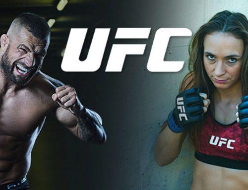 Vémola a Pudilová na UFC v Praze? To by bylo něco extra, tvrdí bojovnice