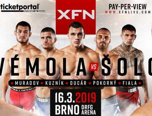XFN 17 – VÉMOLA VS ŠOLC, 16.3.2019, DRFG arena, Brno
