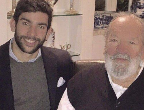 Vnuk Buda Spencera se bude bít na UFC v Praze: Byl můj první fanoušek!