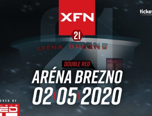 XFN 21 – 2.5. 2020, Aréna Brezno