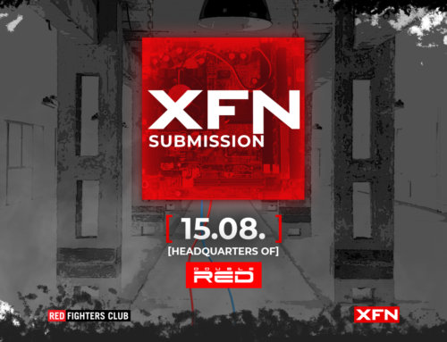 XFN SUBMISSION 1 DOUBLE RED HEADQUARTERS