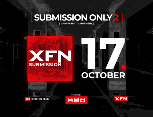 XFN SUBMISSION DOUBLE RED HEADQUARTERS