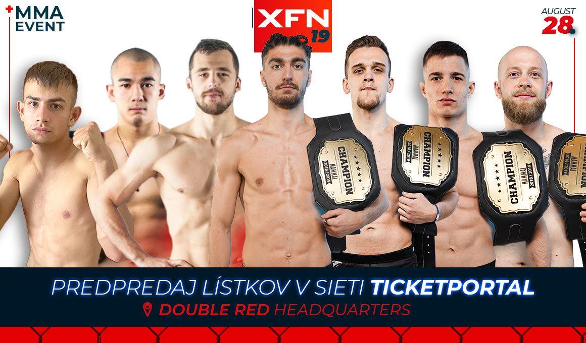 Turnaj XFN 19
